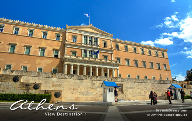 Vacations in Athens Greece Travel Guide of Greece