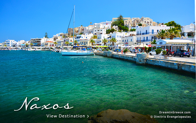 Vacations in Naxos island Greece Travel Guide of Greece