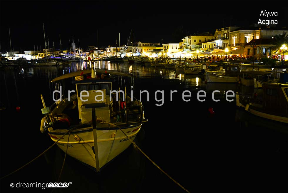 Summer Holidays in Aegina island Greece Argosaronic islands