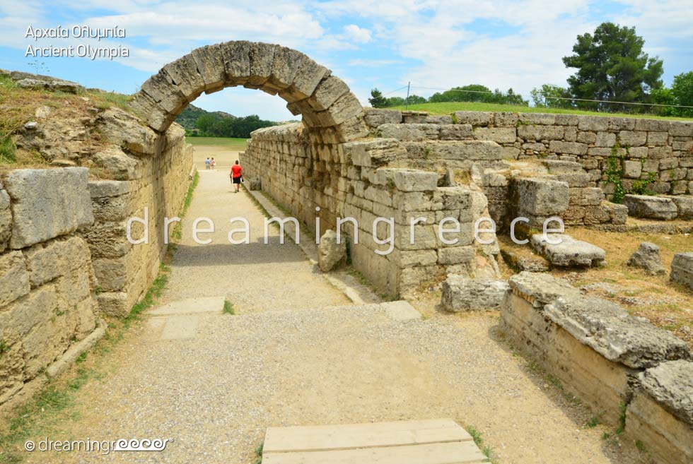 Explore Archaeological Site of Olympia Peloponnese Greece UNESCO World Heritage Centre