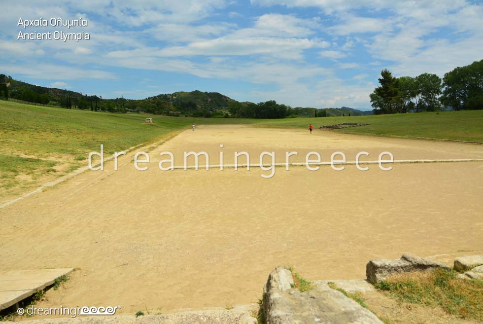 Travel to Ancient Olympia UNESCO World Heritage Centre