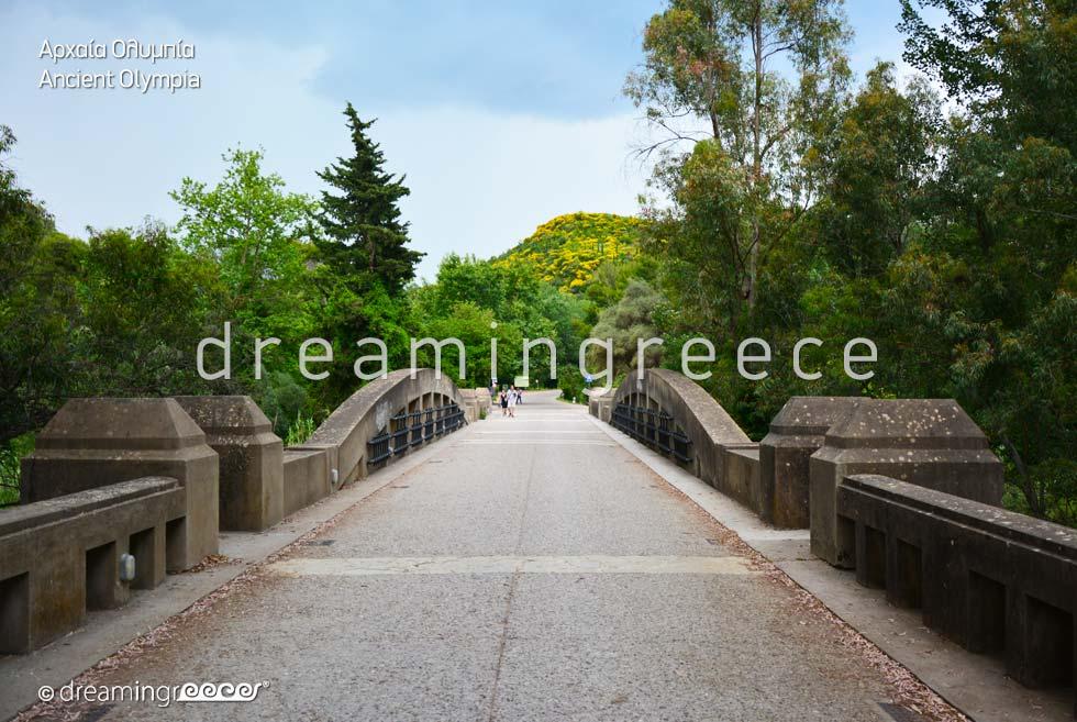 Ancient Olympia Museum Elis Peloponnese Greece UNESCO World Heritage Centre