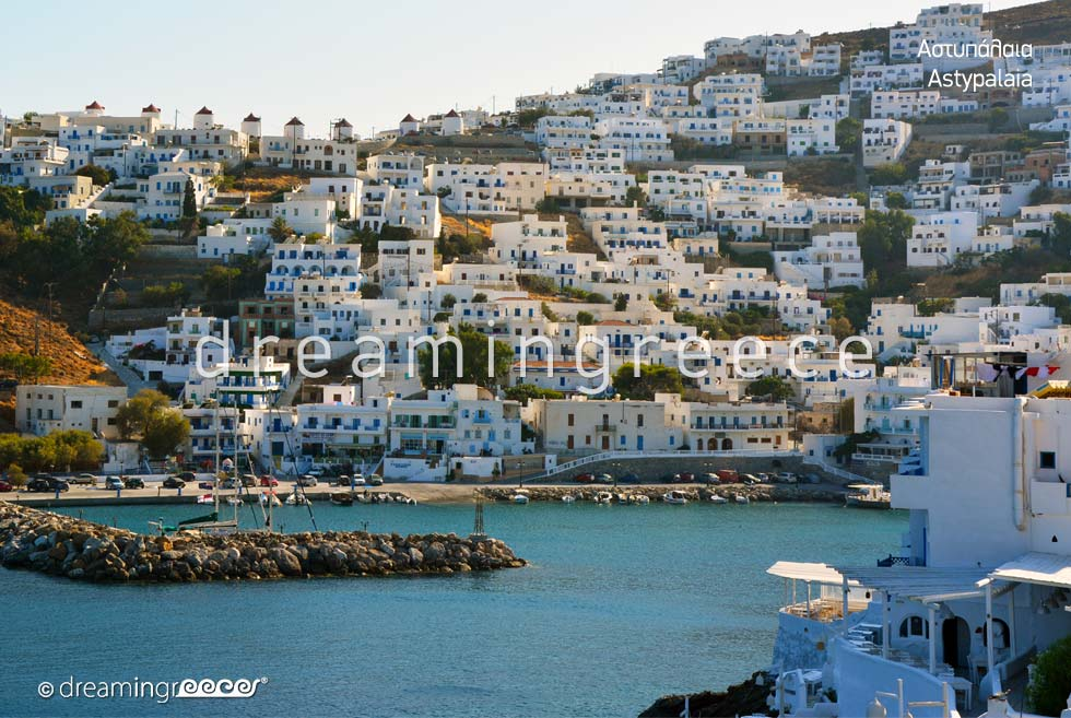 Vacations in Astypalaia island Dodecanese Greece