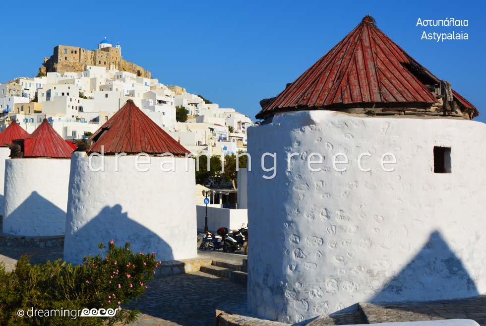 Travel Guide of Astypalaia island Dodecanese Greece