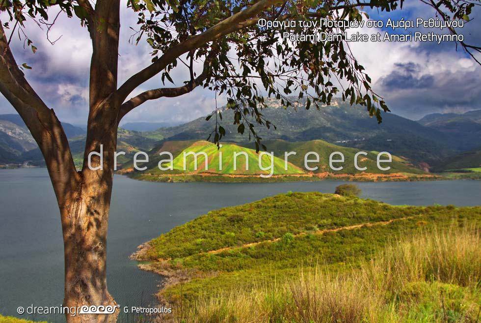 Amari Rethymno Crete island Greece