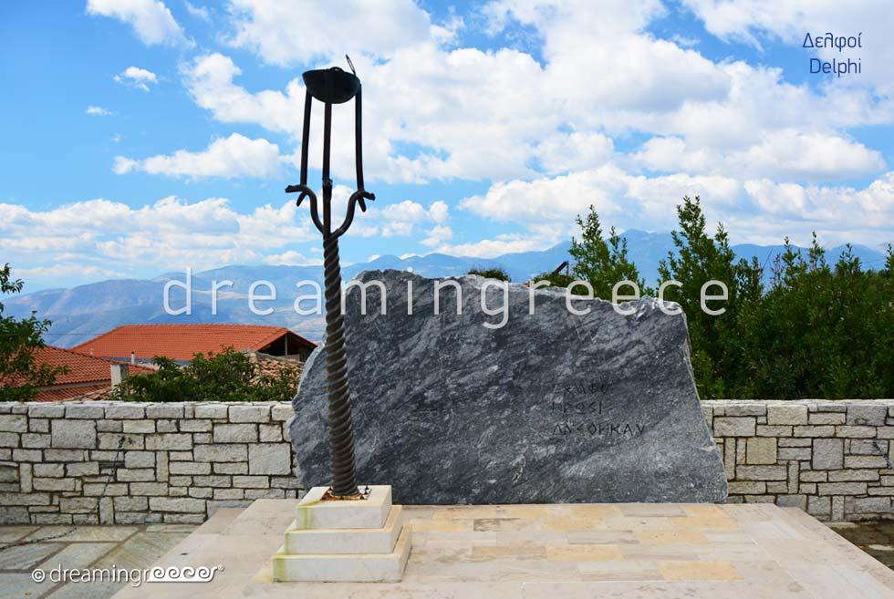 Delphi Central Greece