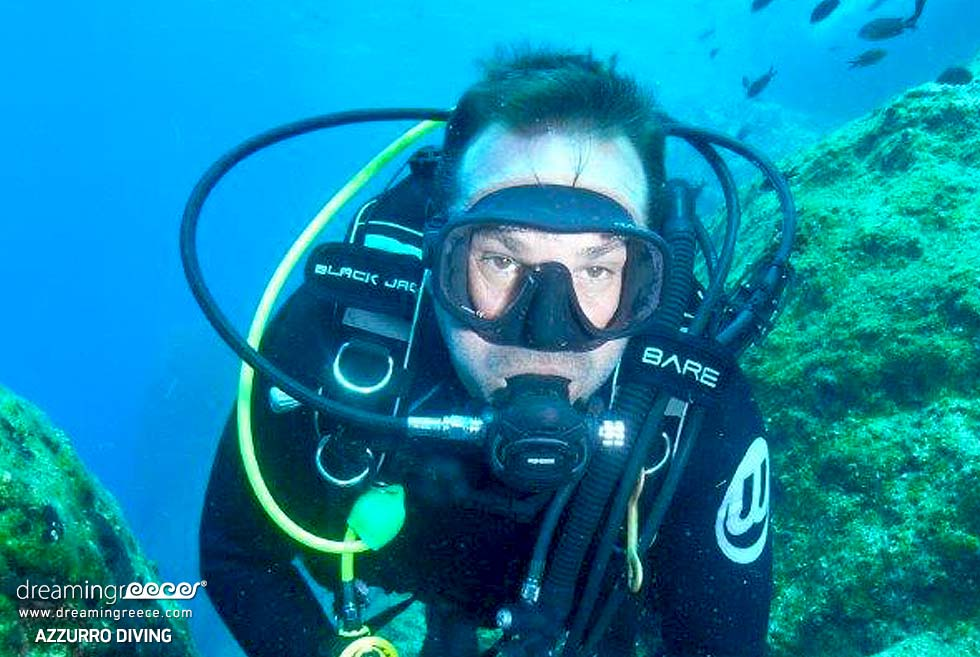 Scuba Diving in Athens. Diving Centers Greece Travel
