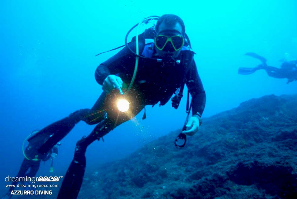 Azzurro Diving Athens Greece