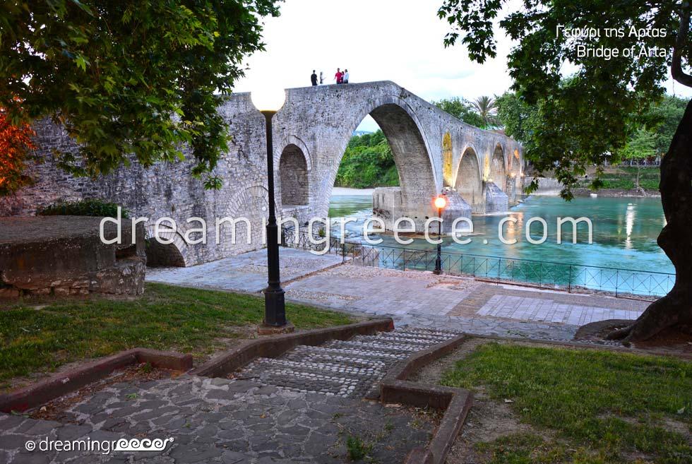 Holidays in Arta Greece