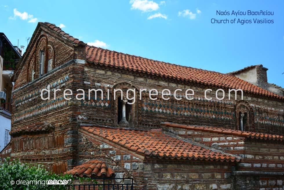 Agios Vasilios Church in Arta Epirus Greece