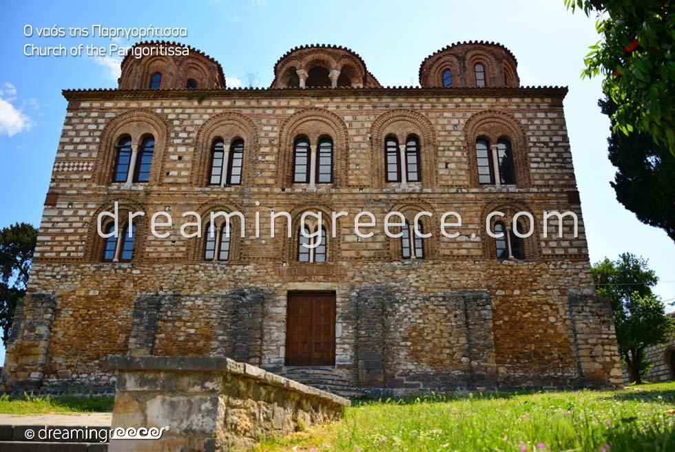 Church of Parigoritissa Arta Epirus Greece