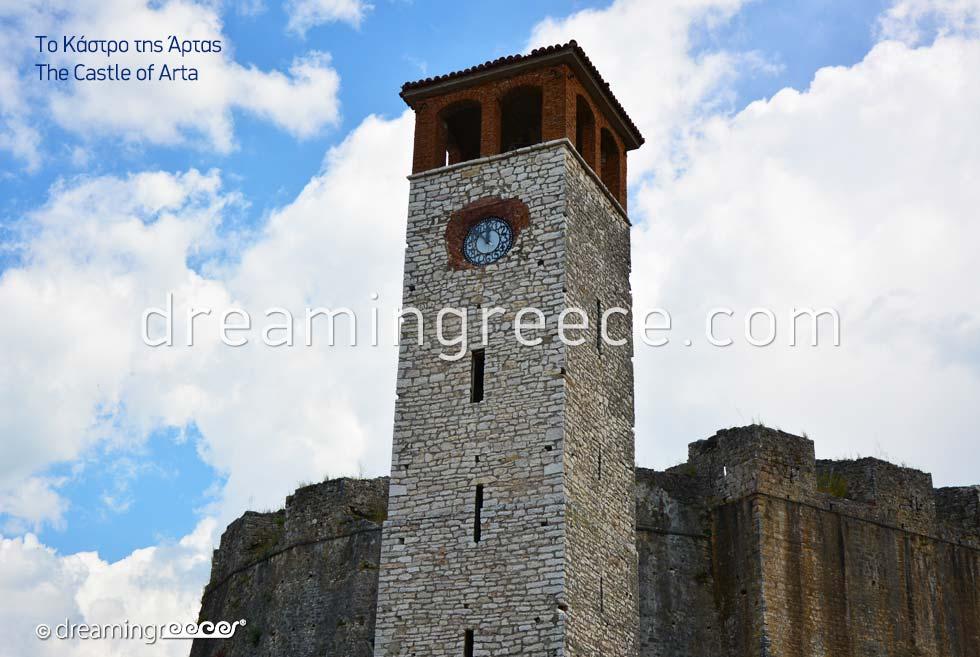 Castle of Arta Epirus Greece