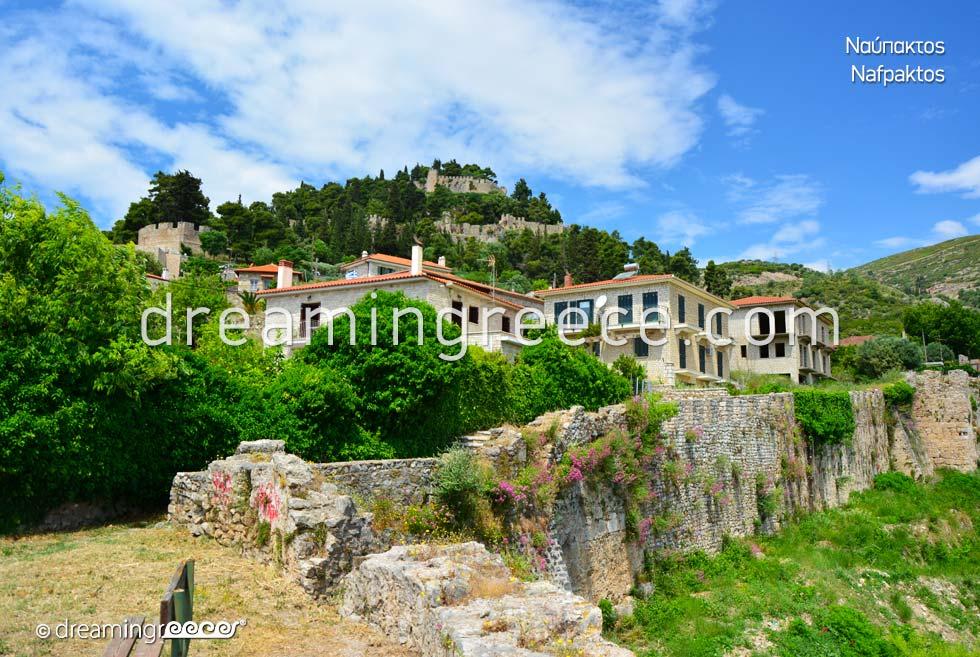 Discover Nafpaktos Greece