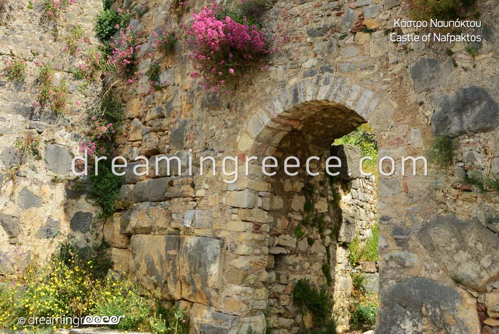 Explore the Castle of Nafpaktos
