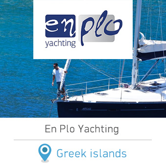 En Plo Yachting Charter Sailing in Greece