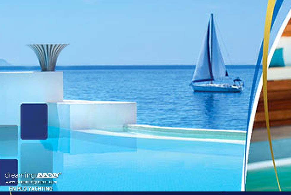 En Plo Yachting Sailing in Greece