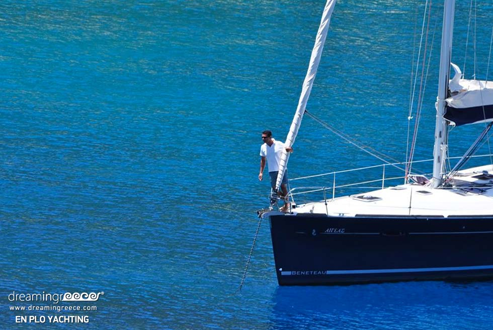 En Plo Yachting Sailing in Greece