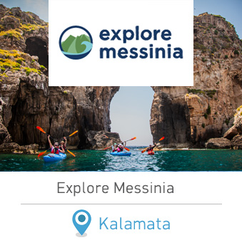 Sea Kayaking Explore Messinia Kalamata Greece