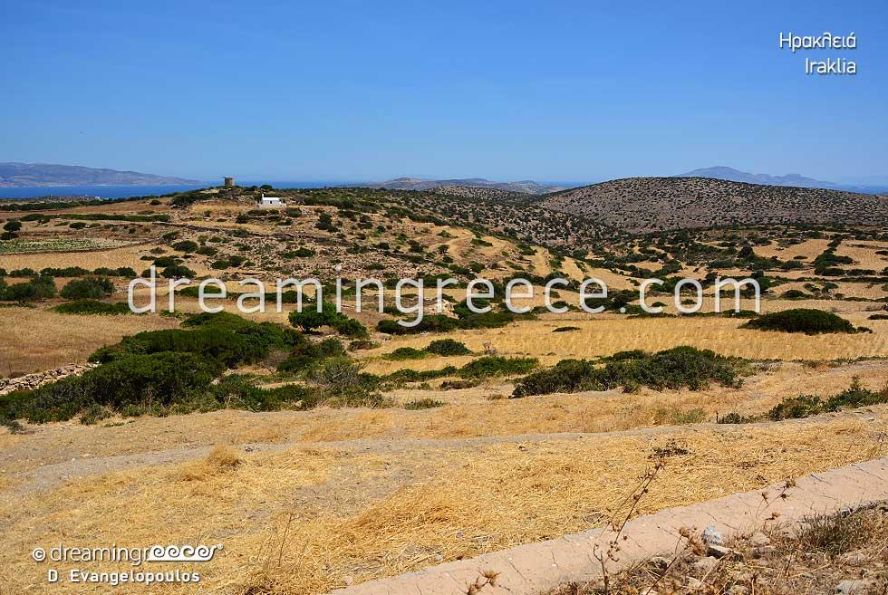 Discover Iraklia island Greece Cyclades islands