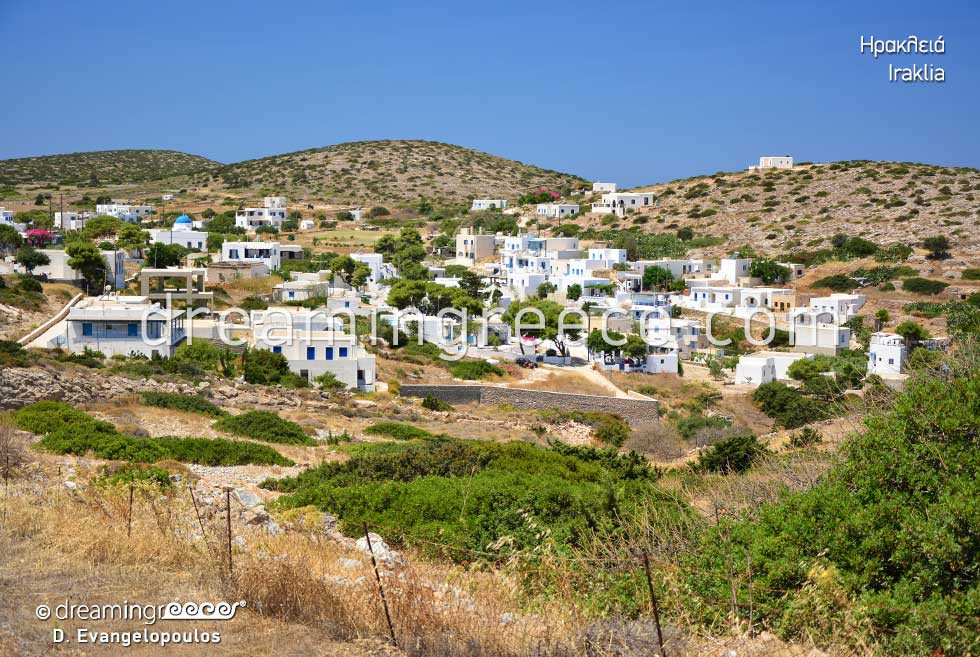 Iraklia Small Cyclades. Visit Greece. Greek islands.