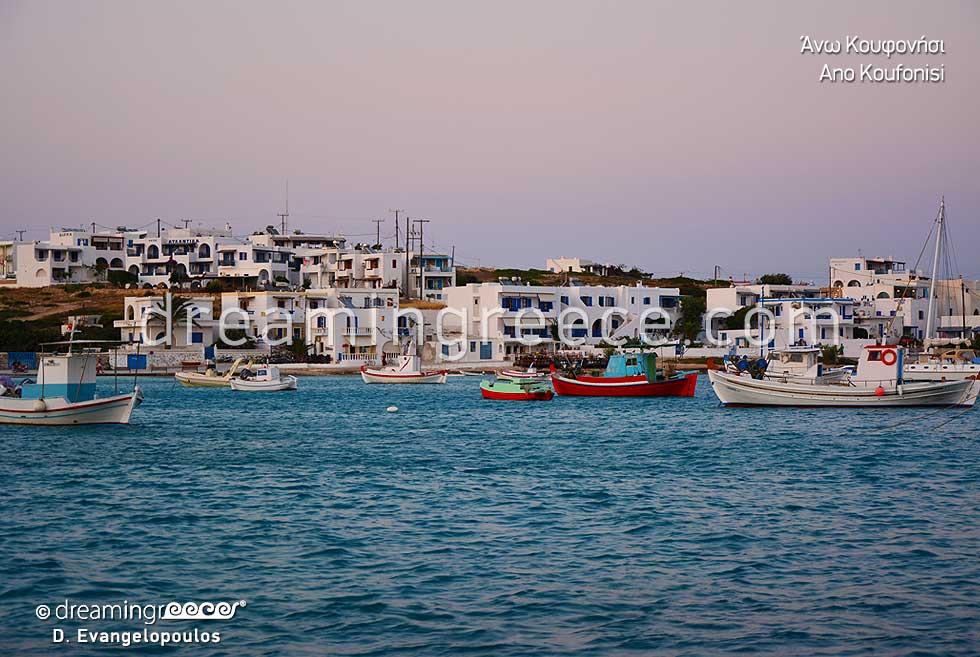 Summer Holidays in Ano Koufonisi island Koufonisia Greece