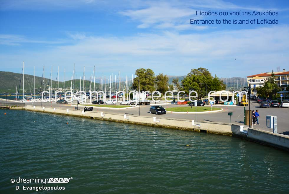 Visit Lefkada island Greece Ionian Islands