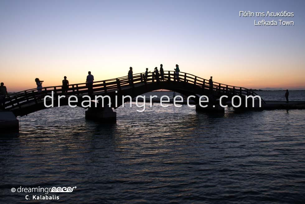 Travel Guide of Lefkada island town Greece Ionian Islands