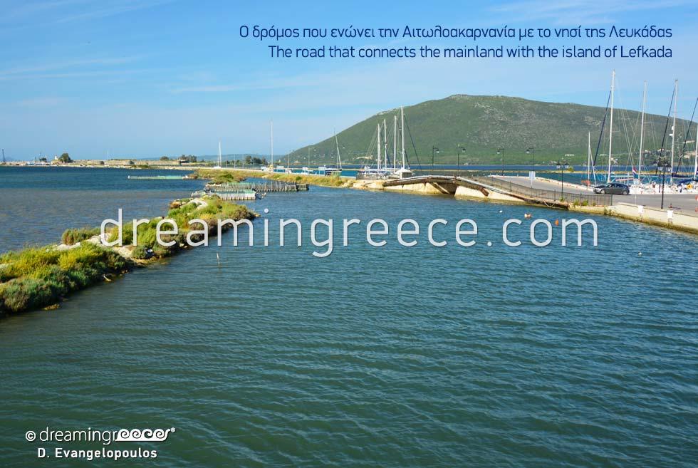 Tourist Guide of Lefkada island Greece Ionian Islands