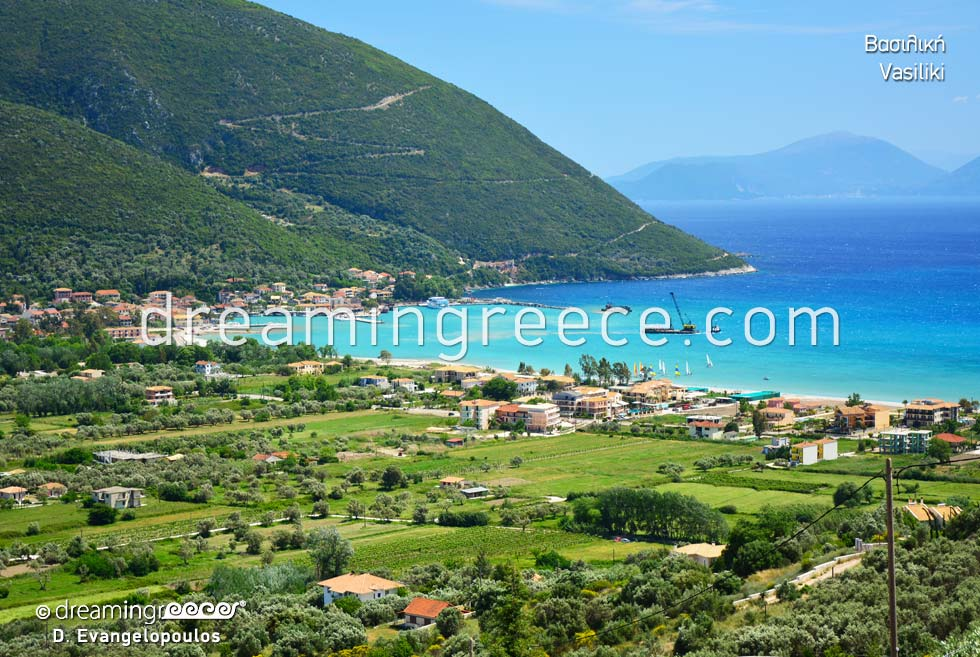 Vasiliki Lefkada island Travel Guide Greece