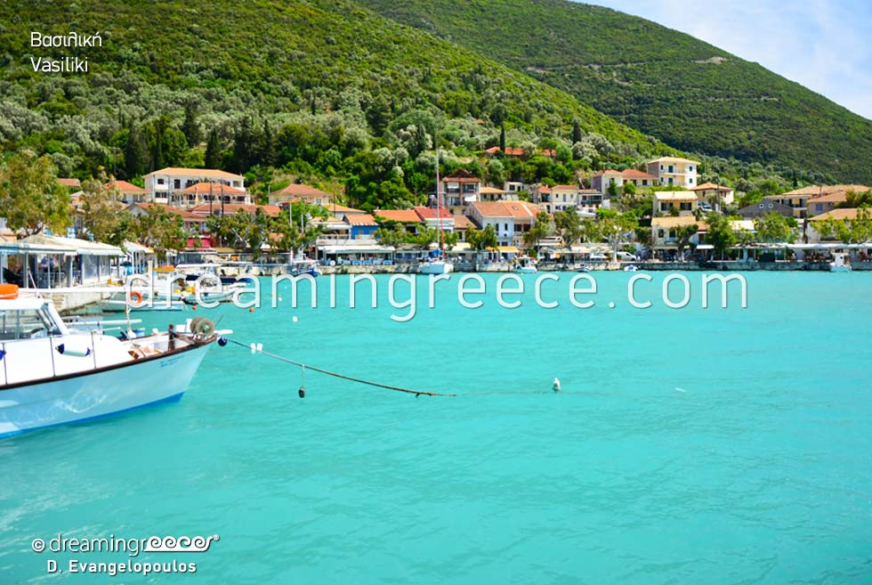 Visit Vasiliki Lefkada island Greece Ionian Islands