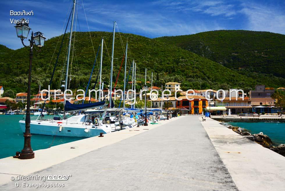 Vasiliki Lefkada island Greece Ionian Islands