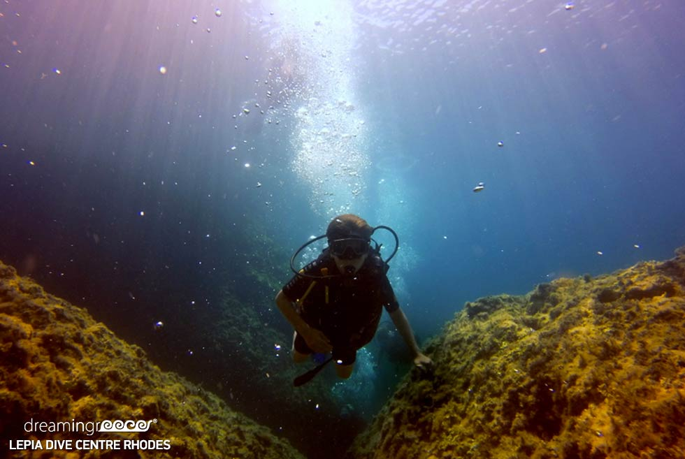 Lepia Dive Centre Rhodes. Diving Centers Greece. Discover Greece