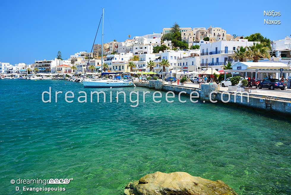 Travel Guide of Naxos Greece. Visit Greece.