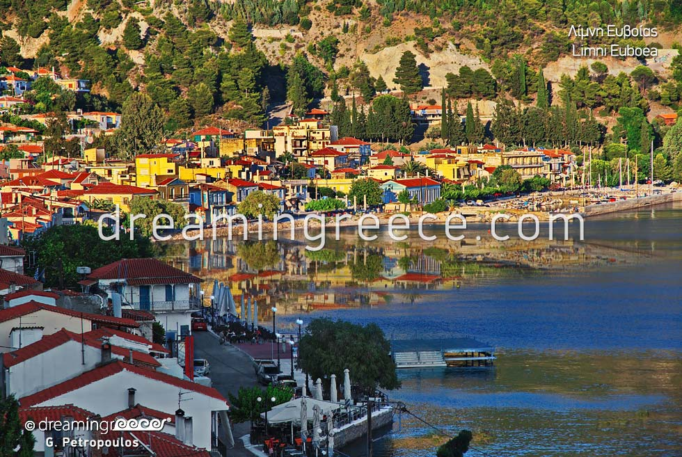 Visit Evia Greece. Travel Guide of Evia.