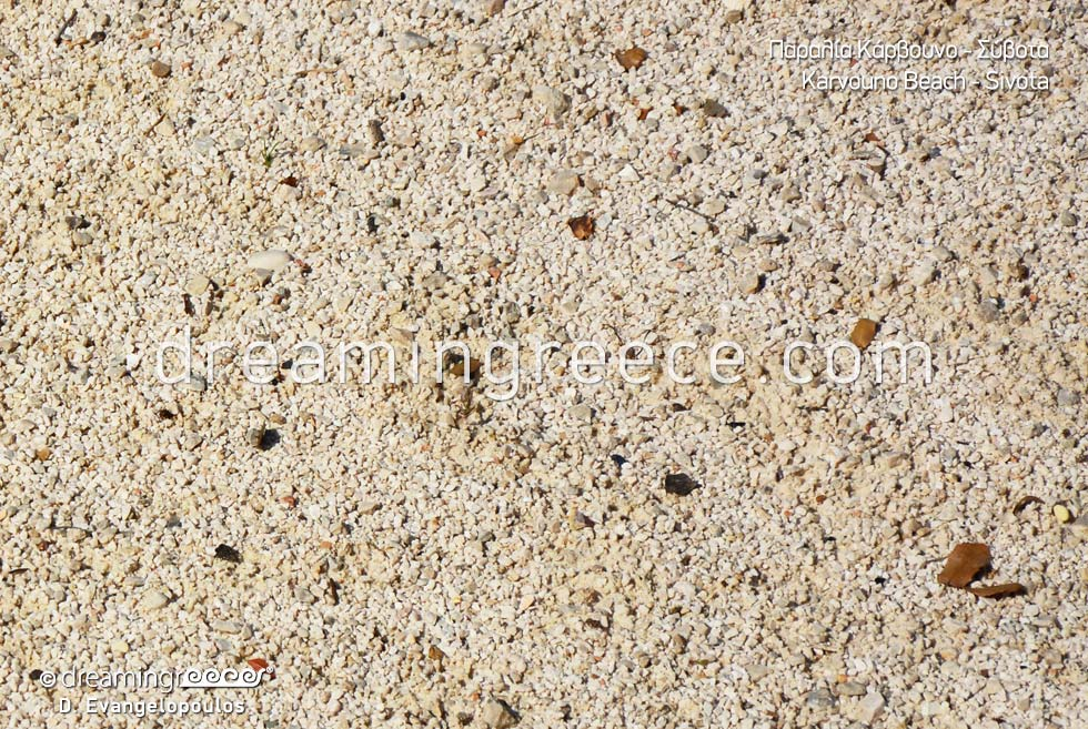 Karvouno beach Sivota Parga Greece