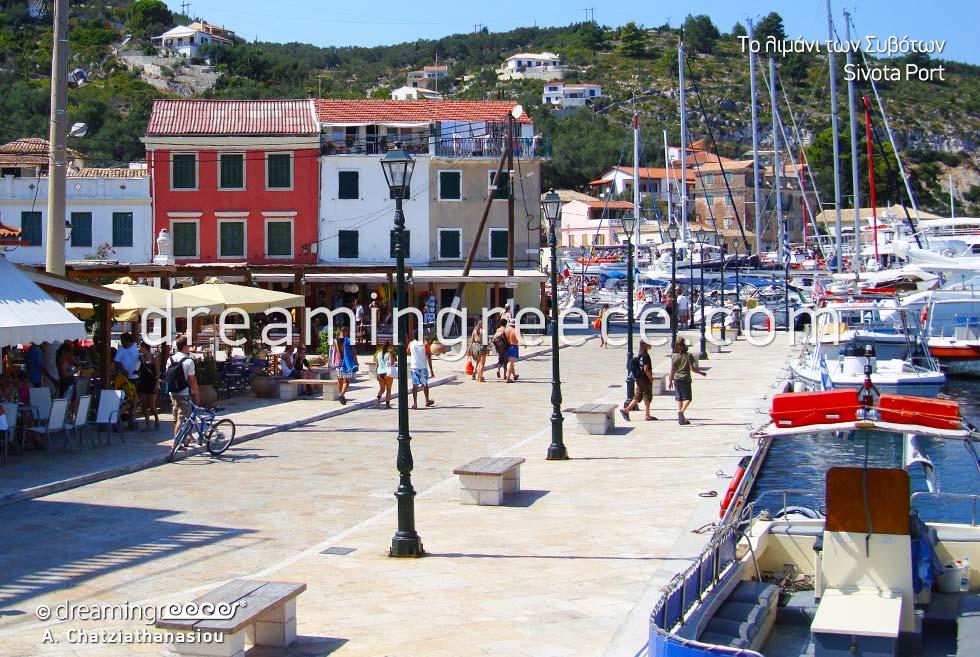 Holidays in Sivota Syvota Thresprotia Epirus Greece