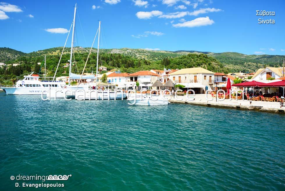 Discover the Port of Sivota Greece
