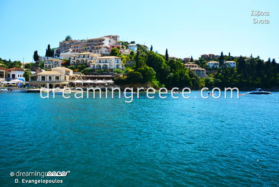 Sivota Syvota Thresprotia Epirus Greece
