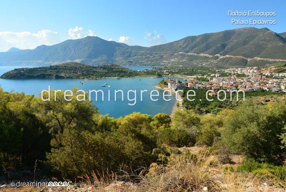 Travel Guide Palaia Epidavros Argolida Peloponnese Greece