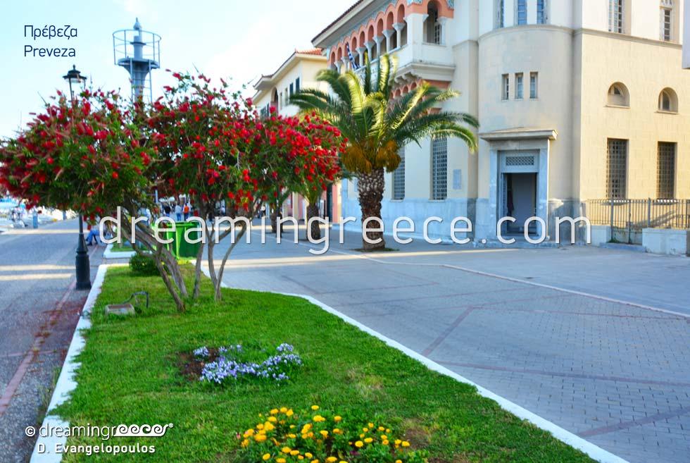Visit Preveza Epirus. Vacations in Greece.