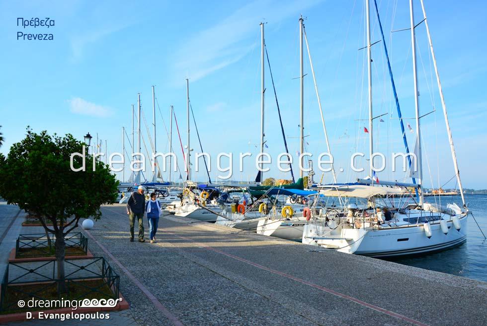Summer Holidays in Preveza Epirus Greece