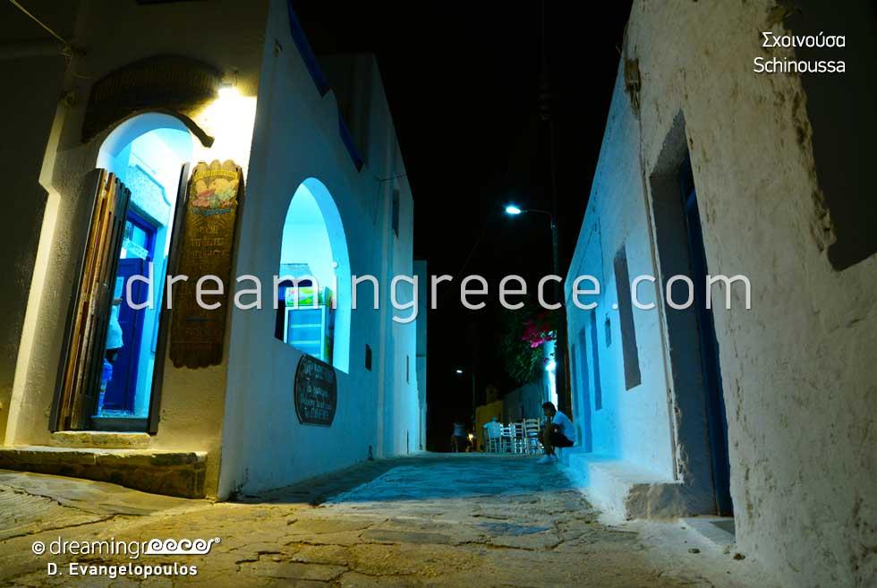 Schinoussa island Small Cyclades. Discover Greece