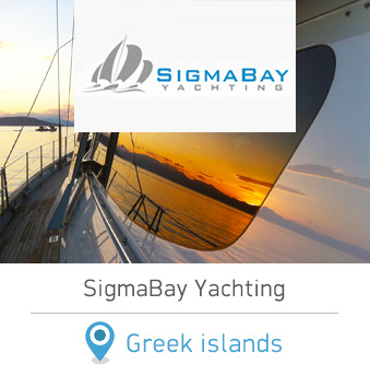 SigmaBay Yachting Sailing in Greece
