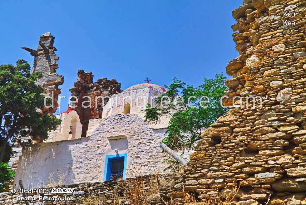 Vacations in Kea Tzia island Cyclades. Discover Greece