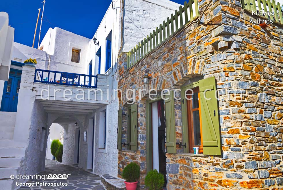 Kythnos island Cyclades islands. Discover Greece