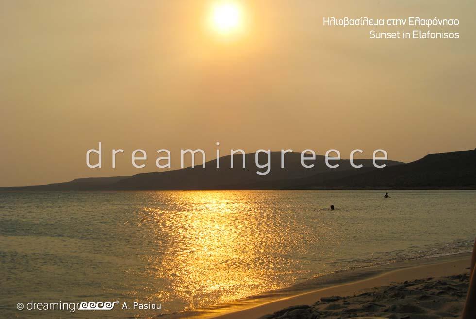 Tourist Guide of Elafonisos Laconia Peloponnese Greece