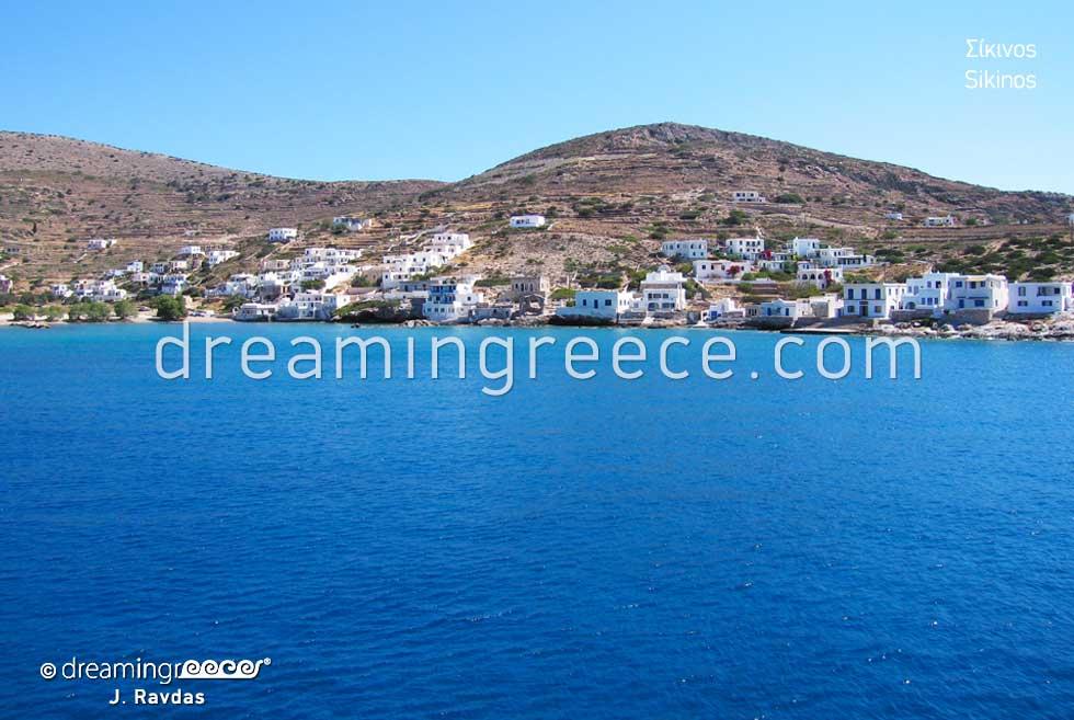 Summer Holidays in Sikinos island Greece