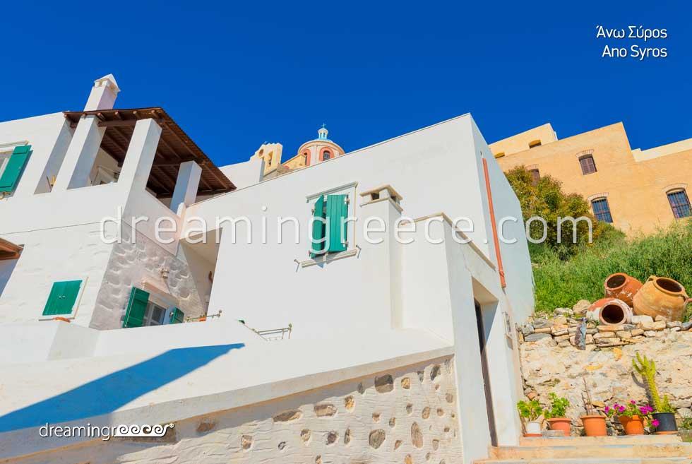 Travel Guide of Syros Greece