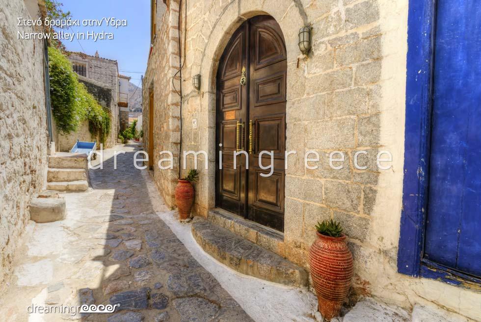 Summer Holidays in Hydra island Greece Argosaronic islands