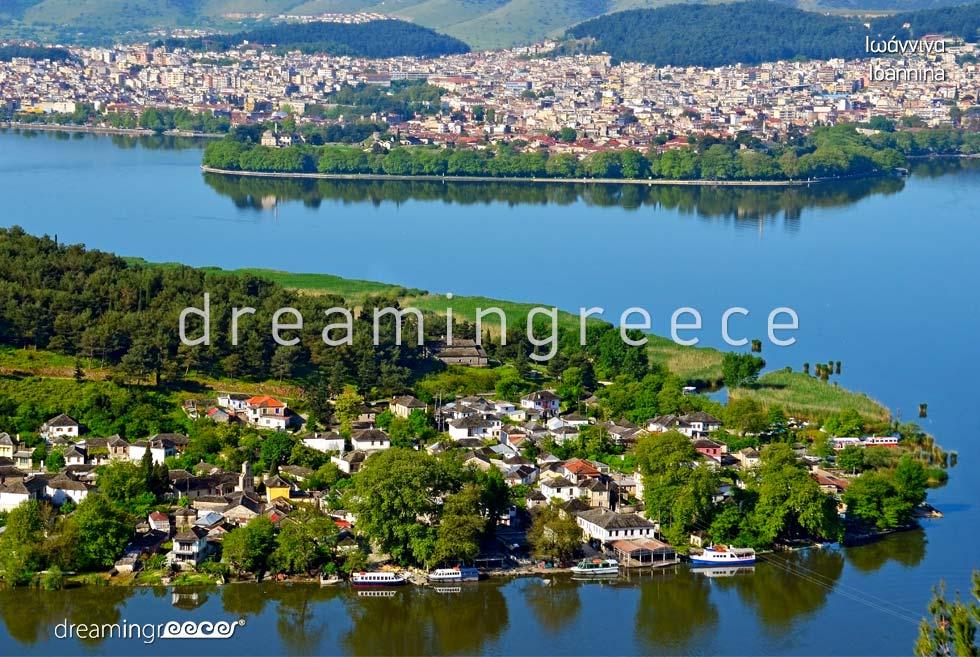 Travel Guide of Ioannina Epirus Greece